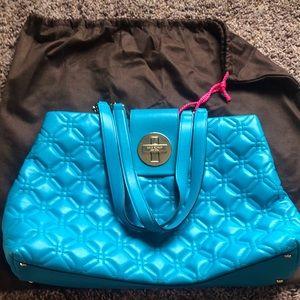 Quilted Kate Spade Shoulder Handbag